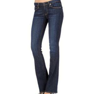 AG The Jessie Curvy Boot Fit Dark Wash Jeans